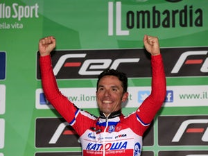 Result: Rodriguez bounces back with Lombardy win