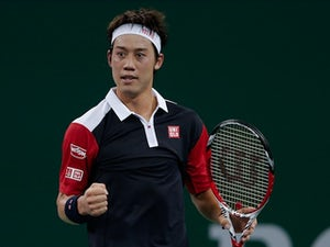 Result: Nishikori wins thriller against Tsonga