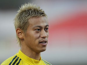 Report: Spurs in pole position to sign Honda