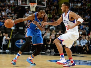 Durant: 'Room for improvement'