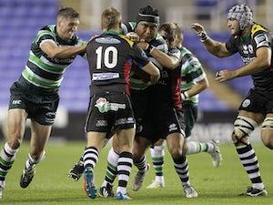 Result: Falcons shade it against Irish