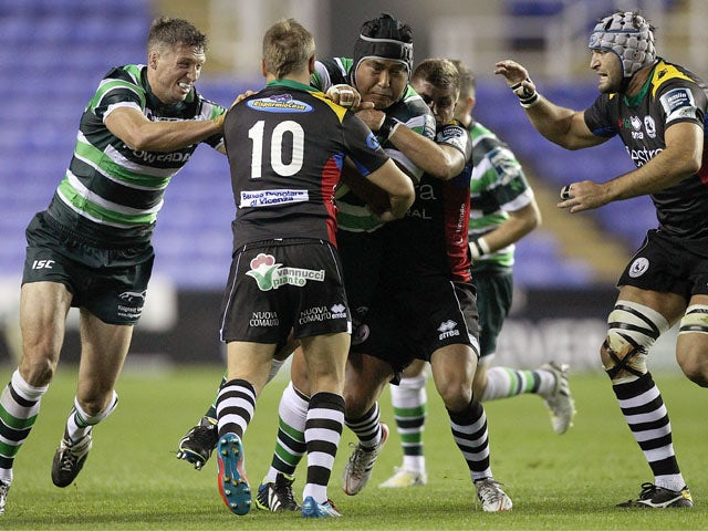 Result: Exiles cruise to win over Cavalieri