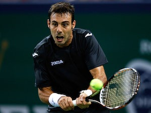 Result: Granollers through to face Djokovic
