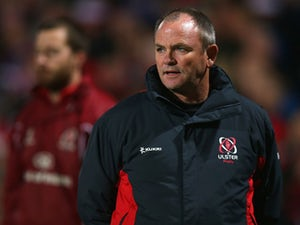 Ulster coach pleased with win