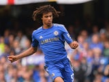 Nathan Ake of Chelsea in action during the Barclays Premier League match between Chelsea and Everton at Stamford Bridge on May 19, 2013