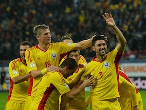 Result: Romania beat Greece in Group F opener
