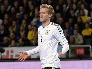Schurrle facing four-week layoff