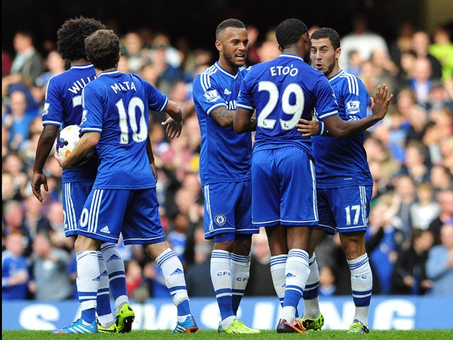 Result: Chelsea go second with win over Cardiff