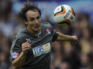 Bury sign Danny Hylton