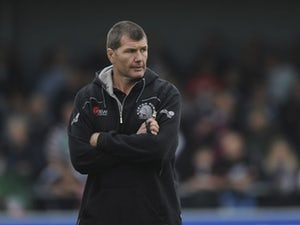 Baxter pleased by Exeter triumph