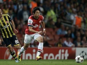 Miyaichi unhappy with personal performance