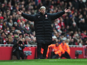Wenger: 'Home form not an issue'