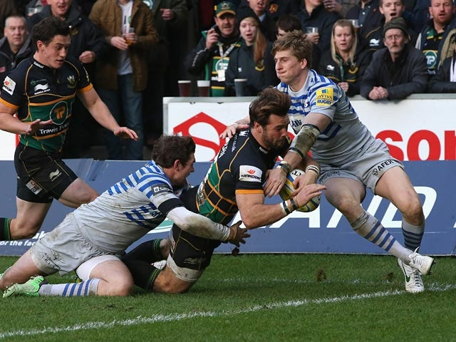 Result: Saints end Saracens' unbeaten run