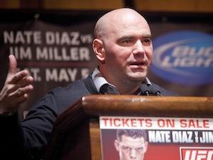 UFC readies assault on Europe