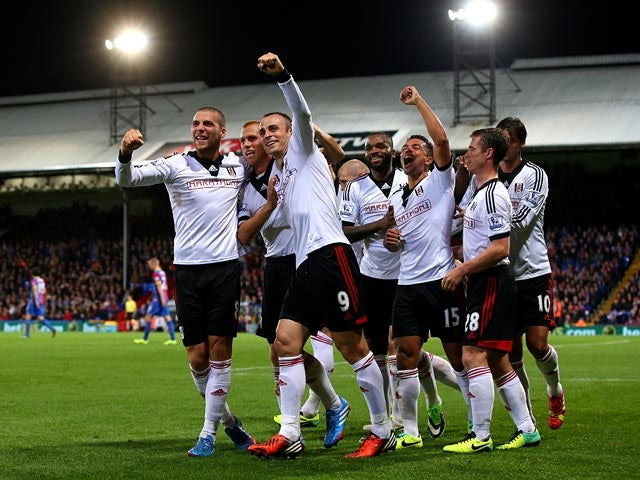 Result: Fulham cruise past sorry Palace