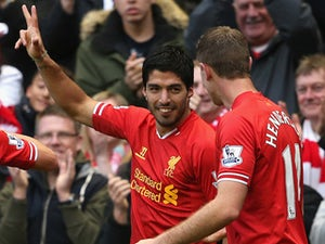 Rodgers: 'This is the club for Suarez'
