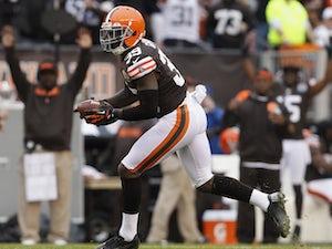 Half-Time Report: Browns hold surprise Saints lead