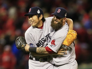 Result: Red Sox tie World Series
