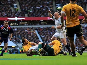 Robshaw delighted with England spirit