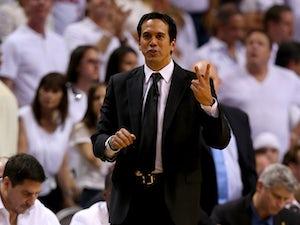 Heat coach declares win a