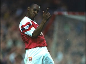 OTD: Wright breaks Arsenal's goalscoring record
