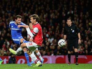 Live Commentary: Arsenal 0-2 Chelsea - as it happened