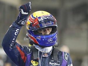 Result: Webber beats Vettel to pole