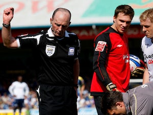 Dean to referee South Wales derby