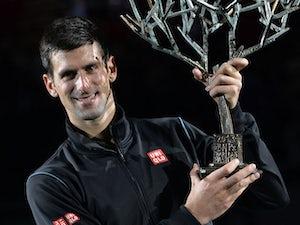 Djokovic: 'I'm back to my best'