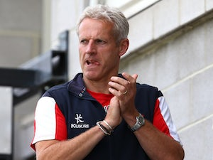 Moores expects England victory