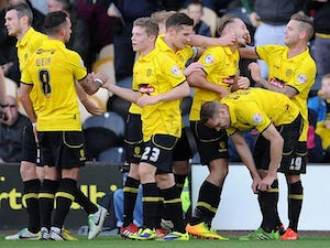 Result: Burton win at home against York