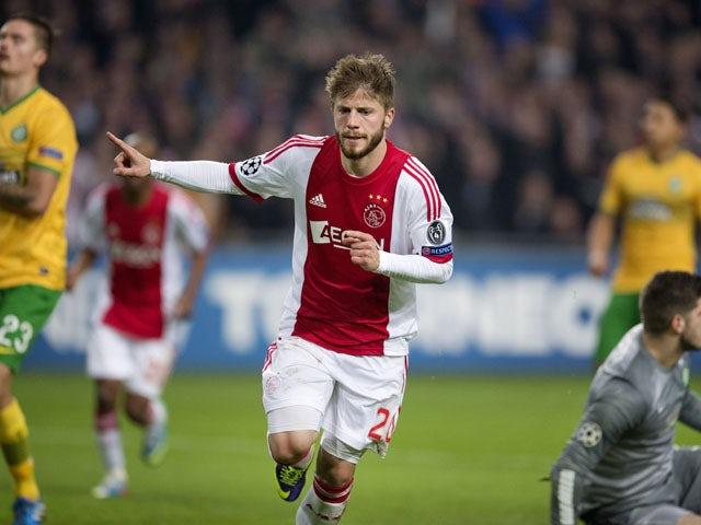 Result: Ajax see off Celtic