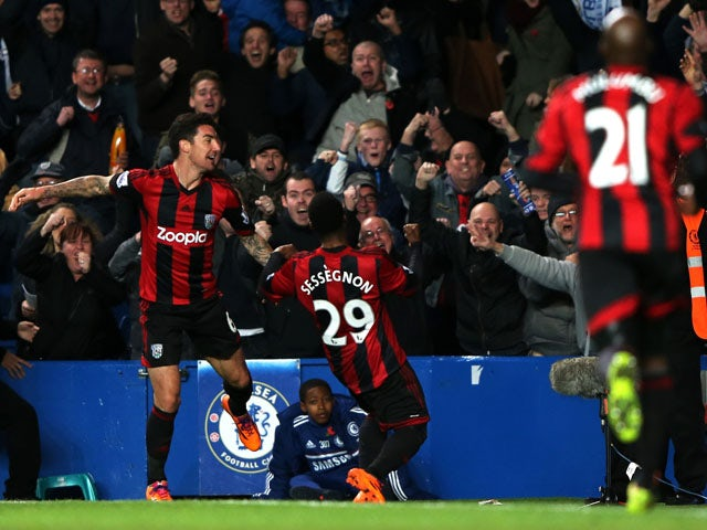 Result: Hazard salvages point for Chelsea