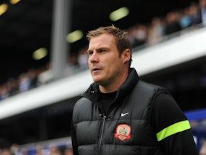 David Flitcroft: 'No quick fix for Bury'