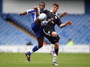 Ehmer heads to Carlisle on loan