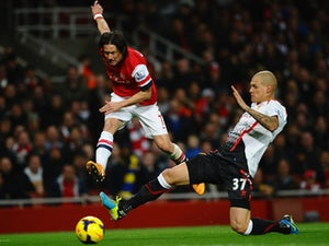 Rosicky not getting carried away