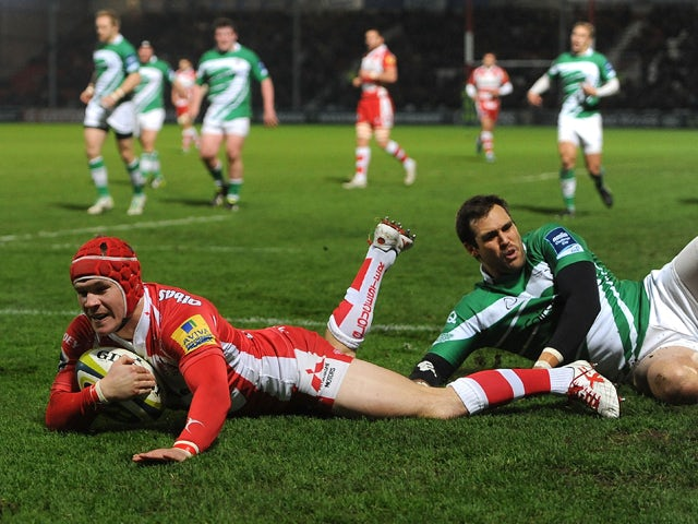 Result: Gloucester ease past Newcastle