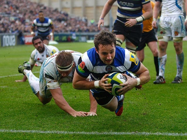 Result: Bath secure win over Exeter Chiefs