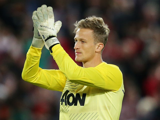 Anders Lindegaard: Burnley sign goalkeeper on deal until end of season