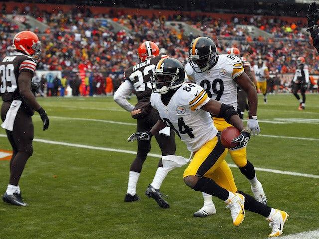 Result: Steelers make short work of Browns