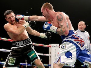Groves: 'I would stop Froch in rematch'