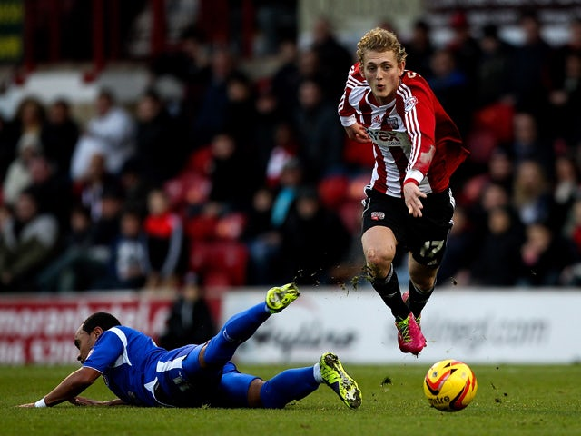 Result: Brentford edge past Bradford