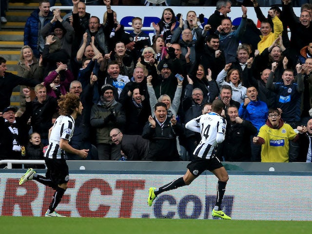 Result: Newcastle see off late Norwich surge