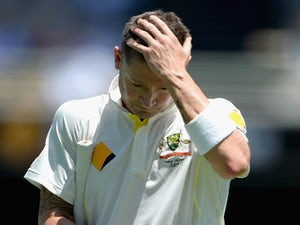 Clarke ruled out for Australia
