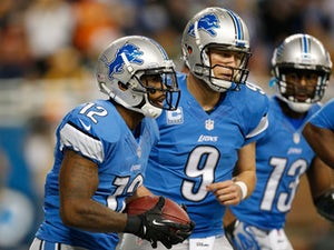 Half-Time Report: Lions shut out Packers to take control