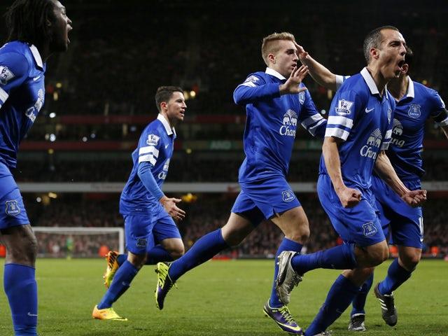 Result: Deulofeu earns Everton a point