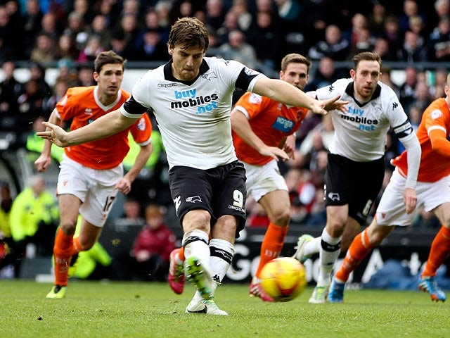 Result: Derby edge past Barnsley
