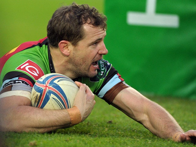Result: Care try leads Harlequins to win
