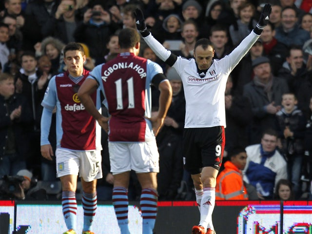 Result: Fulham too strong for Villa