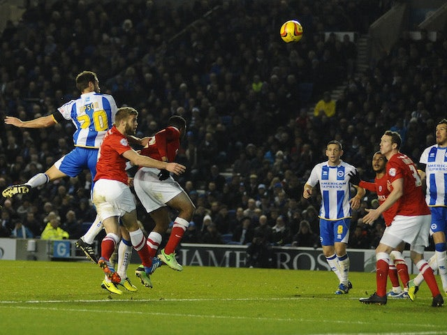 Result: Late Upson goal downs Boro